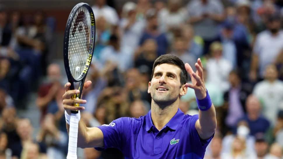 US Open 2021: Novak Djokovic 5 steps away from calendar Slam, eases into Round 3