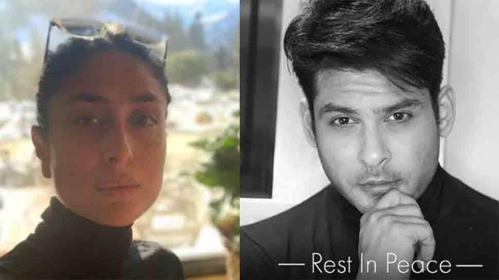 Kareena Kapoor Khan expresses grief on Sidharth Shuka's demise, shares photo
