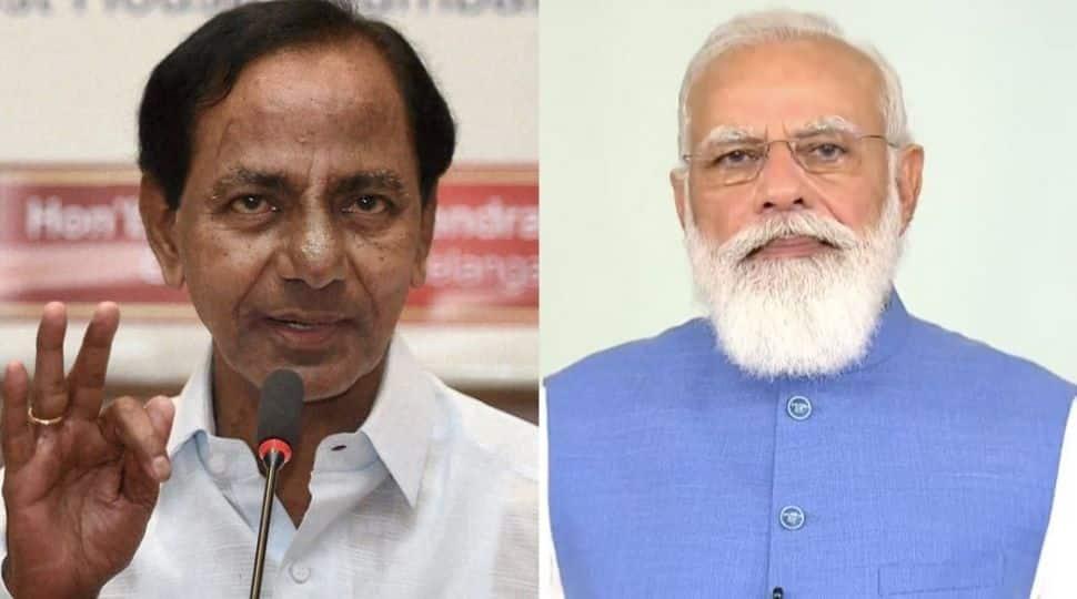 Telangana CM KCR urges PM Modi to sanction Hyderabad-Nagpur industrial corridor