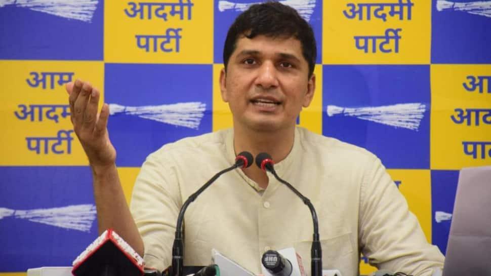 AAP leader Saurabh Bharadwaj slams BJP over new MCD resolutions