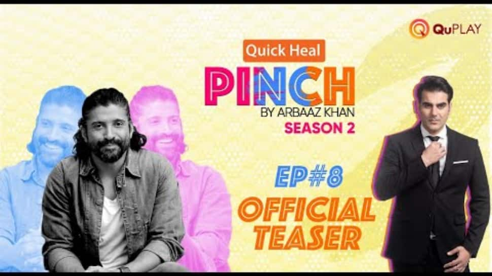 Farhan Akhtar opens up on Salim Khan and Javed Akhtar's split to Arbaaz Khan on Pinch Season 2
