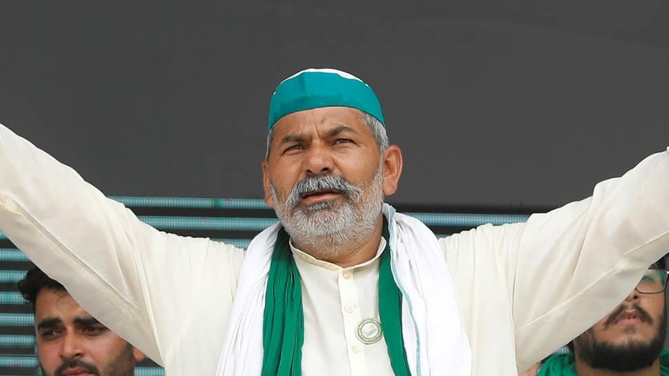 Farmer protests: Rakesh Tikait hits out at PM Narendra Modi, says he will lose election if he contests from Gujarat