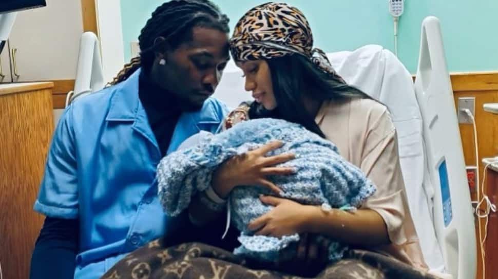 Cardi B, Offset welcome second baby together
