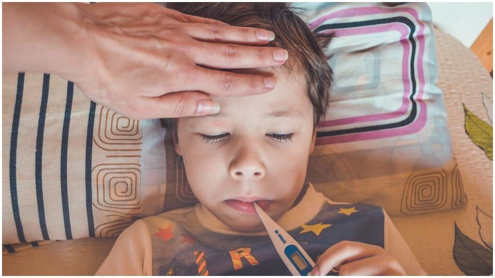 Delhi-Noida witness a sudden surge in viral fever cases in kids: Doctors
