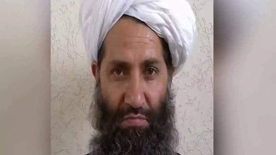 Taliban's supreme leader Haibatullah Akhunzada