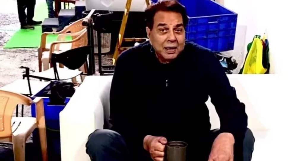 Dharmendra sips hot tea at 'Rocky Aur Rani Ki Prem Kahani' sets, shares video – Watch