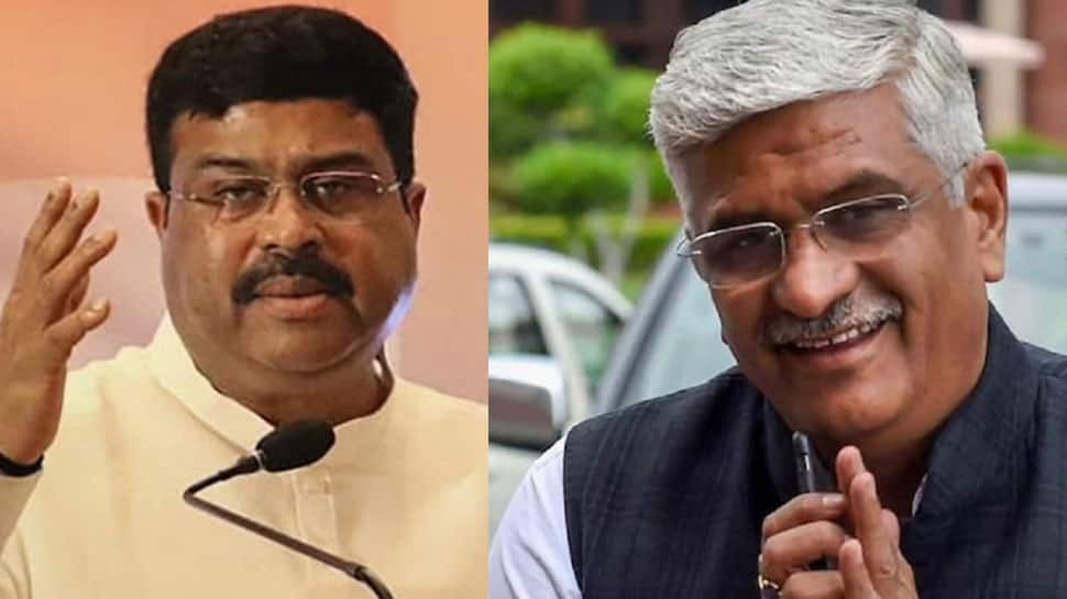 BJP makes BIG announcement, names Dharmendra Pradhan in-charge of UP assembly polls, Gajendra Singh Shekhawat to manage Punjab