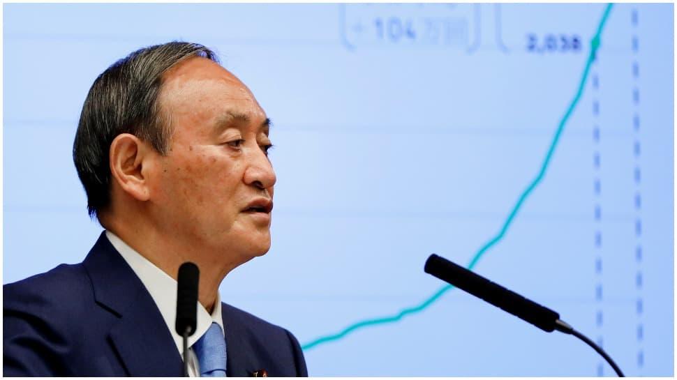 Japan PM Yoshihide Suga to visit Washington for 'Quad' summit