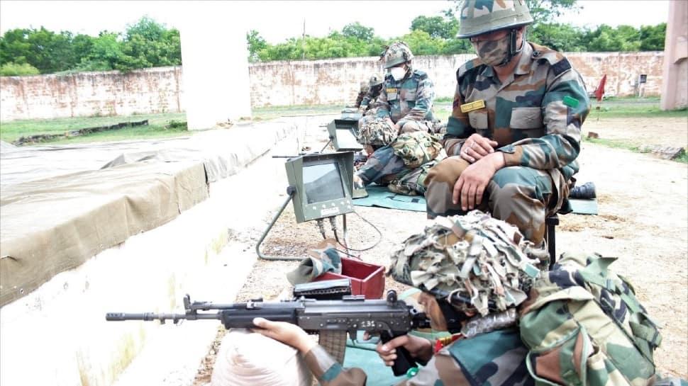 Fresh batch of 200 cadets begin 11-month training at Army training academy in Chennai