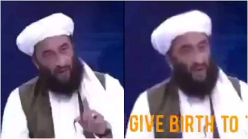 'Women can't be ministers, they should give birth': Taliban spokesperson says in TV interview