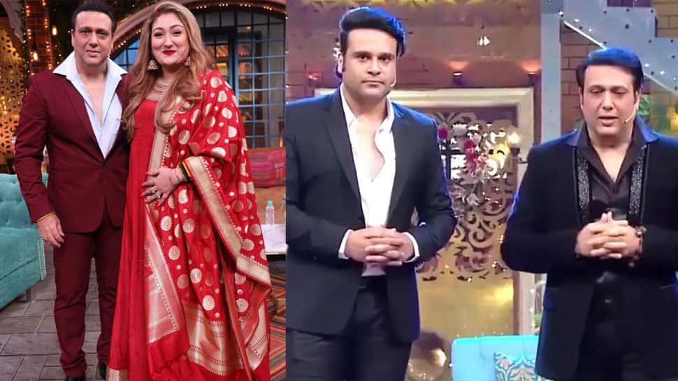 I don't want to see Krushna Abhishek's face ever again: Govinda's wife Sunita Ahuja on former skipping Kapil Sharma Show episode