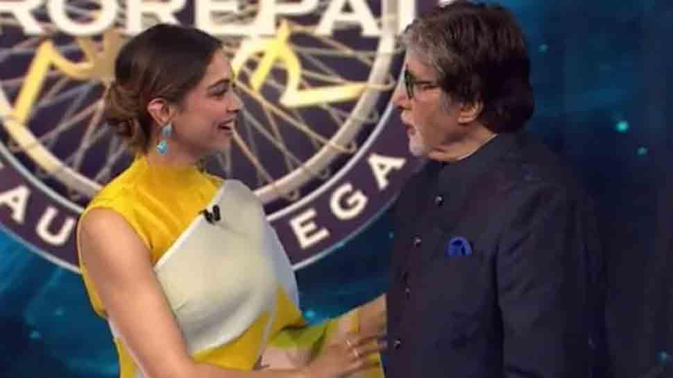 KBC 13: Deepika Padukone's depression battle leaves Amitabh Bachchan emotional, says 'didn't feel like living'