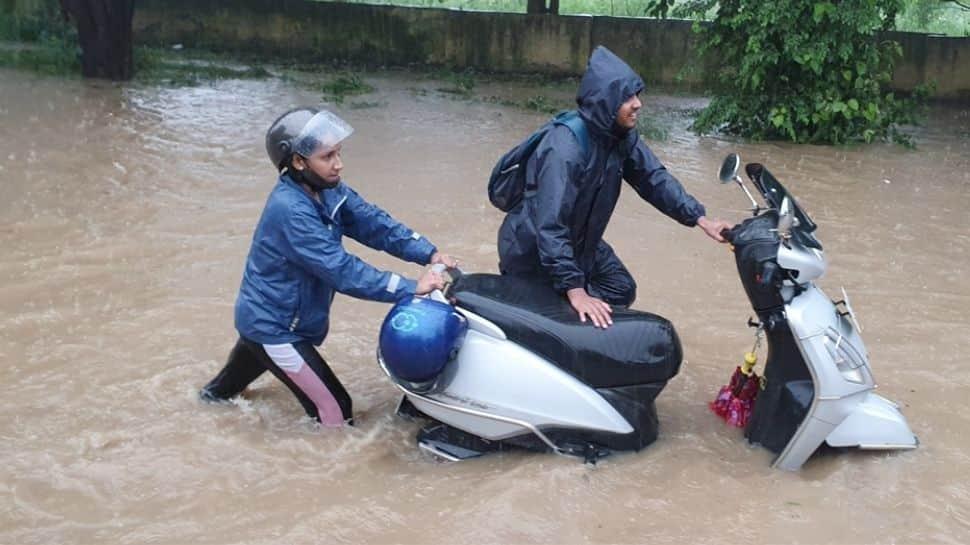 Record-breaking rainfall