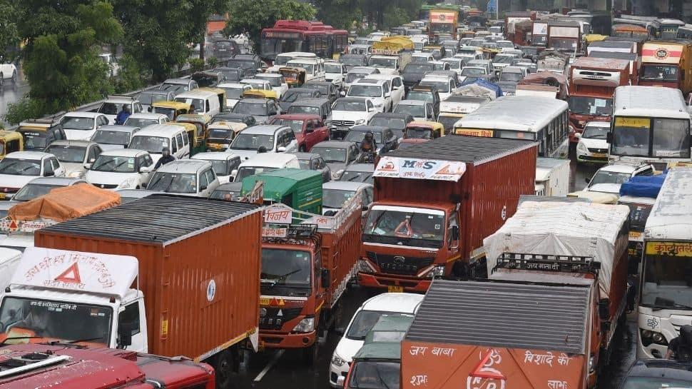 Traffic hit across NCR