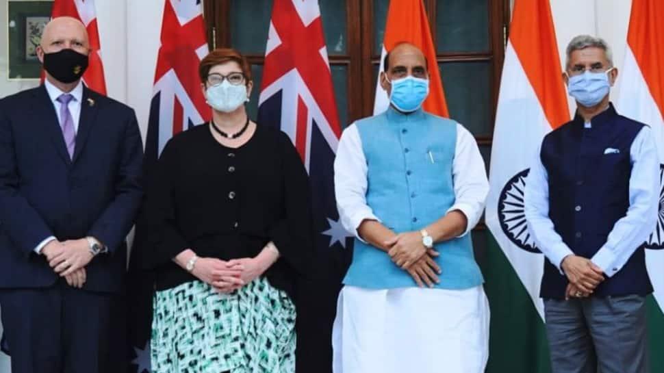 Important not to 'misrepresent' reality, says S Jaishankar as India, Australia reject criticism of Quad