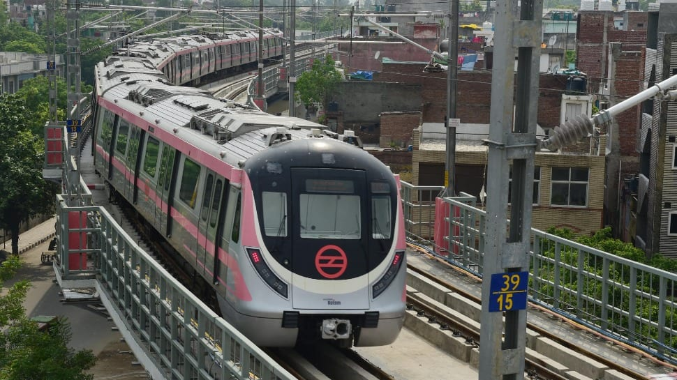 Do you know the significance and history behind the Delhi Metro logo?