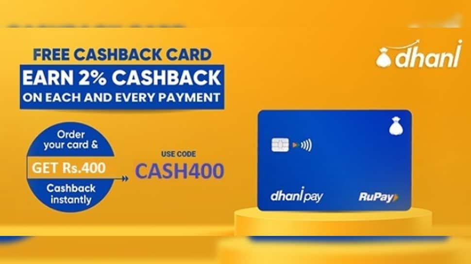 Use Dhani Promo Code CASH400, to Get Rs.400 Sign Up Bonus thumbnail