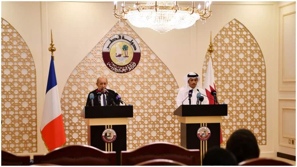 Afghanistan crisis: Have urged Taliban to respect women's rights, says Qatar`s foreign minister thumbnail