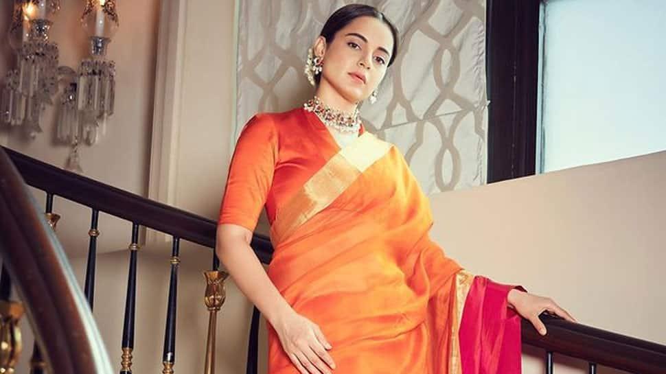 CONFIRMED! Kangana Ranaut to play goddess Sita in period drama thumbnail