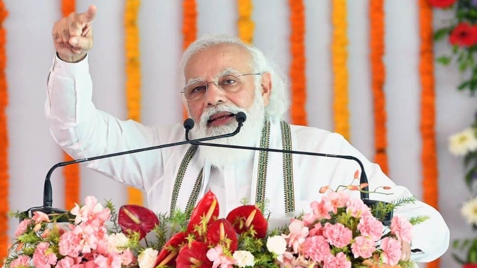 PM Narendra Modi to launch Sansad TV today, date coincides with International Day of Democracy thumbnail