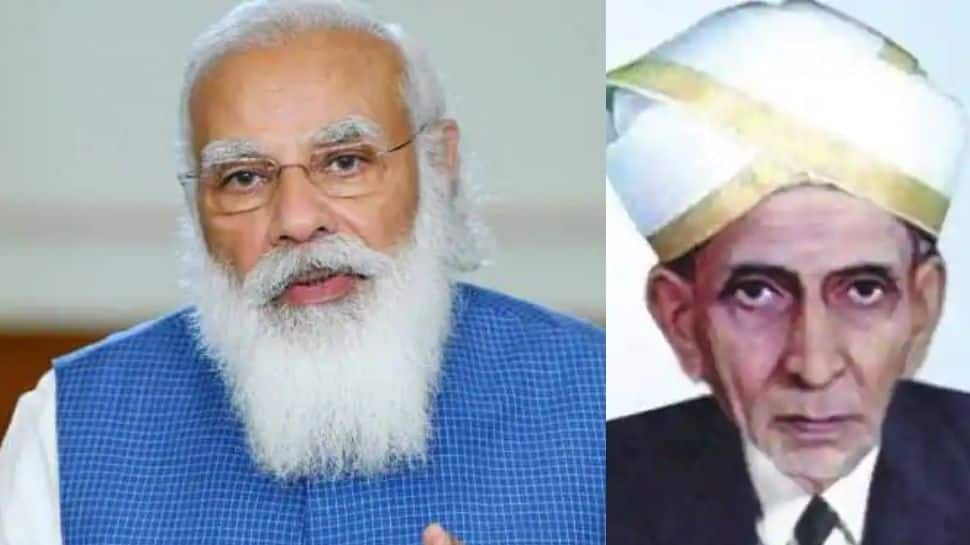 Engineers` Day 2021: PM Narendra Modi pays homage to M Visvesvaraya - know significance of the date here thumbnail