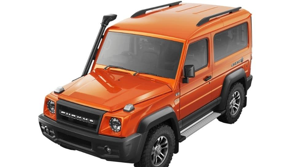 2021 Force Gurkha SUV delivery date