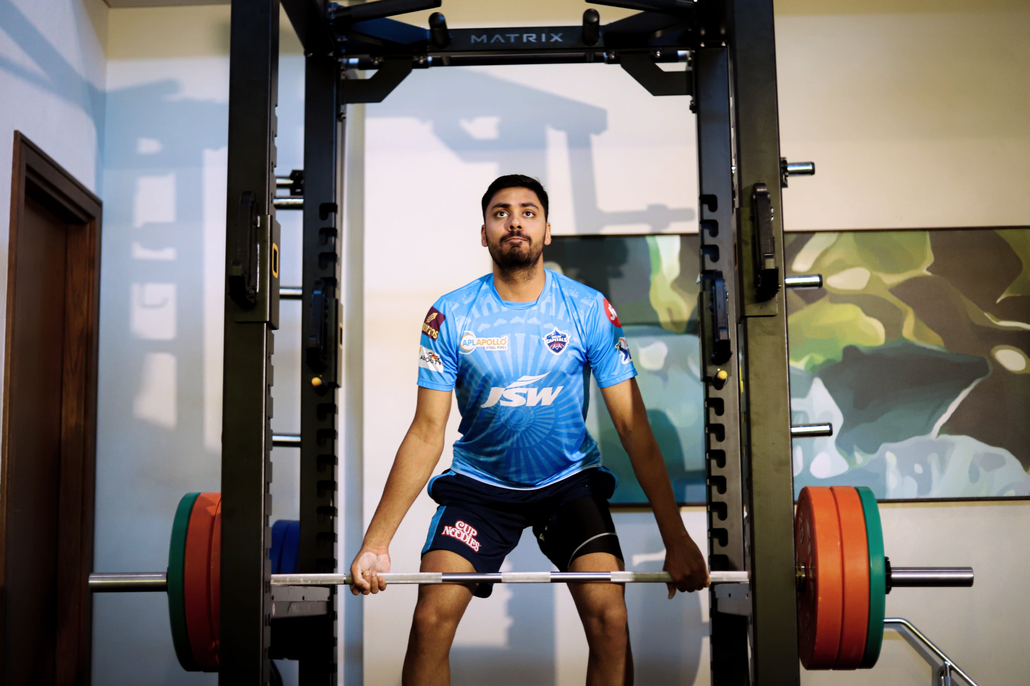 Delhi Capitals paceman Avesh Khan is the leading wicket-taker for his side this season and currently second in Purple Cap race in IPL 2021. (Photo: Delhi Capitals)