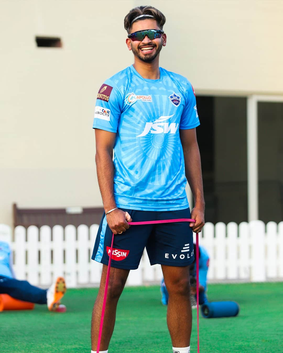 Former skipper Shreyas Iyer will be back in Delhi Capitals side after missing the first half of the season due to injury. (Photo: Delhi Capitals)