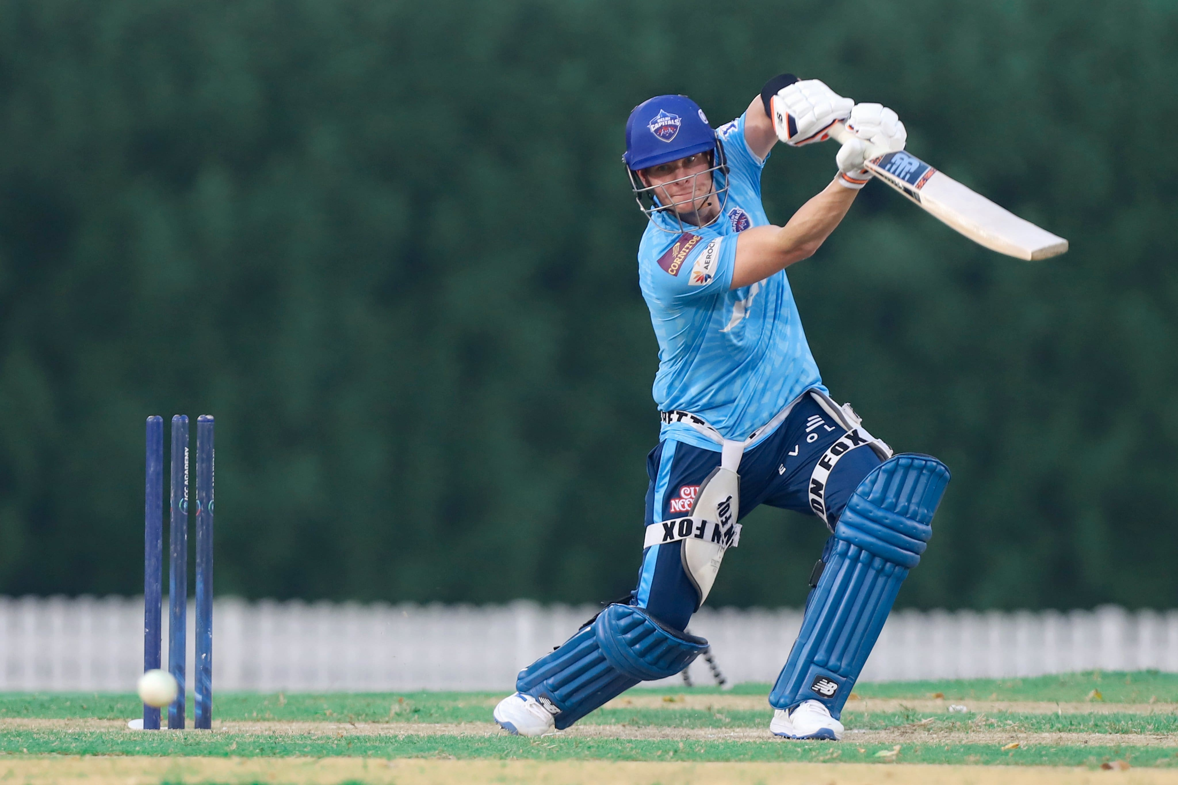 Former Australia and Rajasthan Royals captain Steve Smith will look to take strike it rich at Delhi Capitals. (Photo: Delhi Capitals)