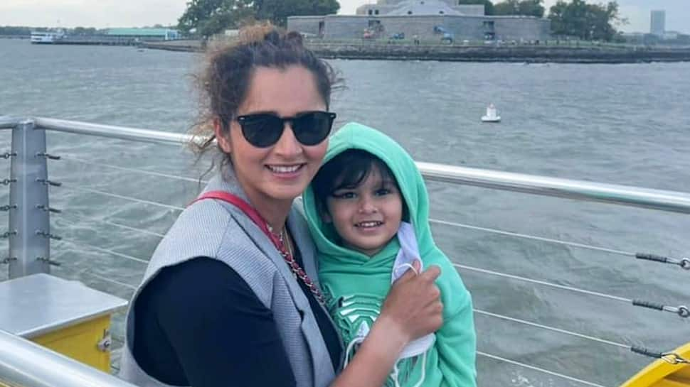 Sania Mirza reveals 'being a mother and professional athlete' is challenging but gratifying thumbnail
