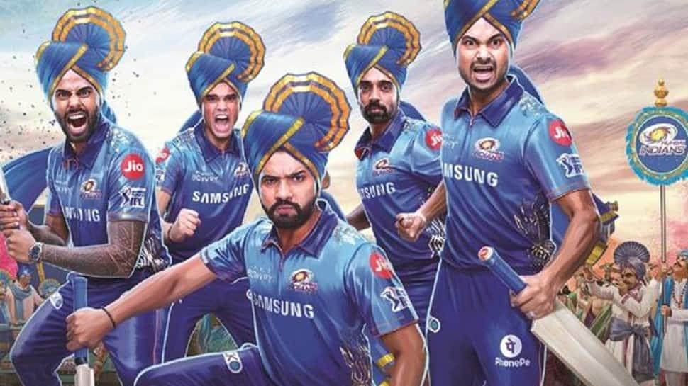 IPL 2021: Mumbai Indians set the tone for CSK clash with electrifying video – WATCH thumbnail