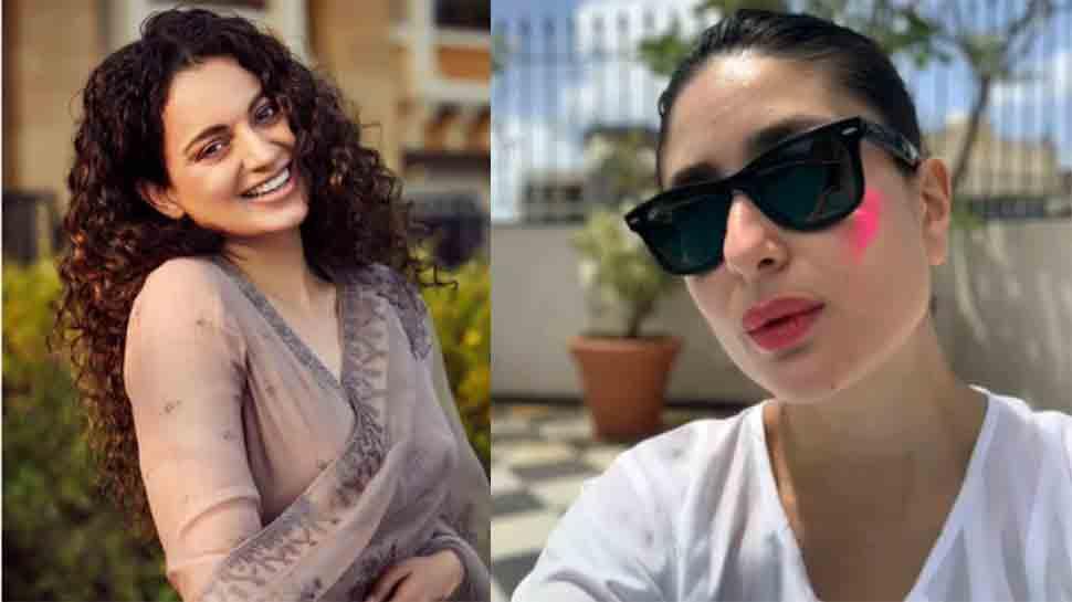 Not Kareena Kapoor but Kangana Ranaut bags Sita role, shares childhood pic! thumbnail