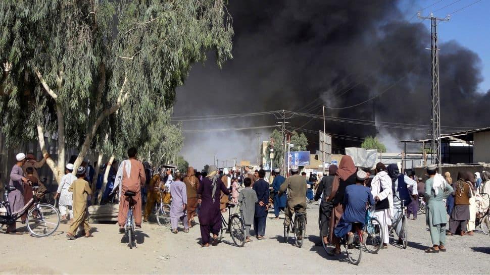Al Qaeda regrouping in Taliban-controlled Afghanistan: Report thumbnail