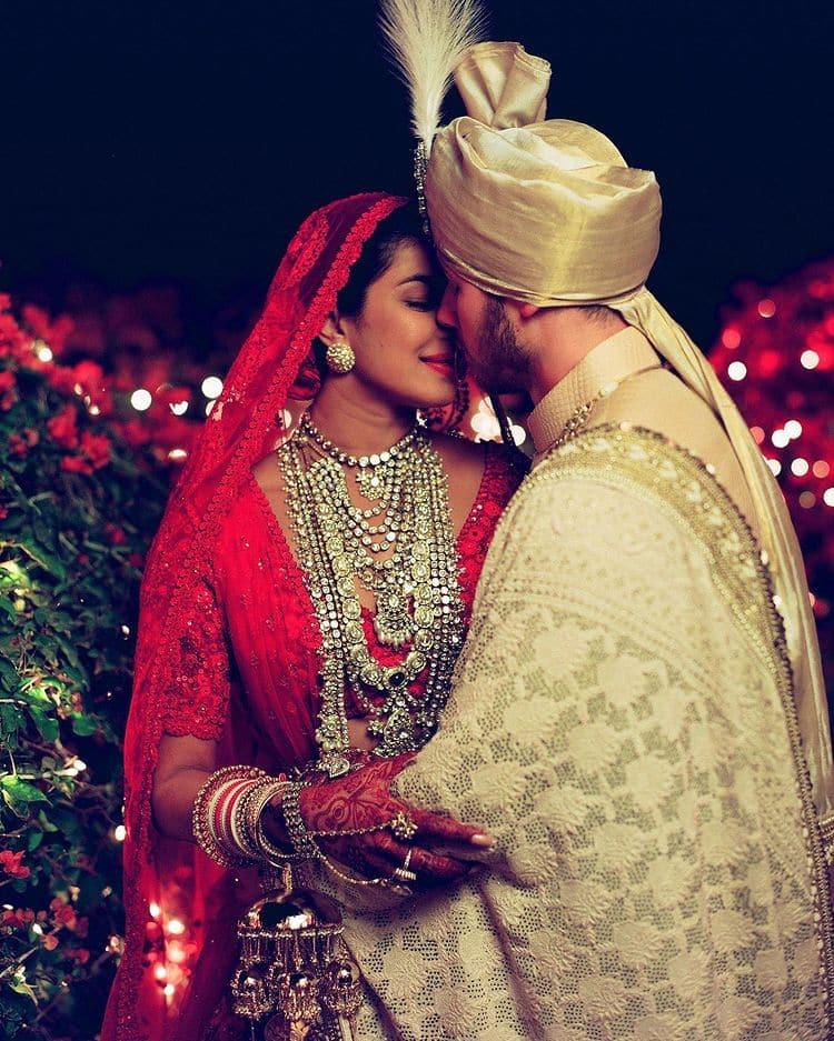 Priyanka Chopra married Nick Jonas in a fairytale wedding at Jodhpur