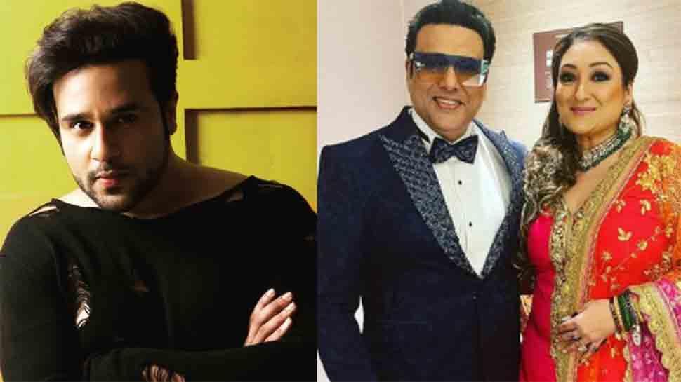 Krushna Abhishek has apologised to Govinda-Sunita Ahuja, says 'they are like his parents' thumbnail