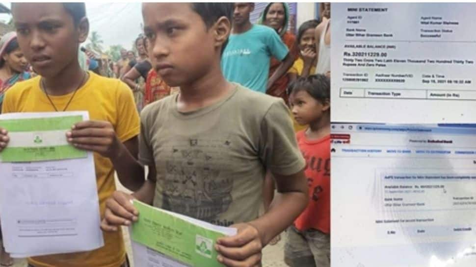 Bizarre! More than Rs 90 crore deposited in two Bihar kids' bank accounts thumbnail