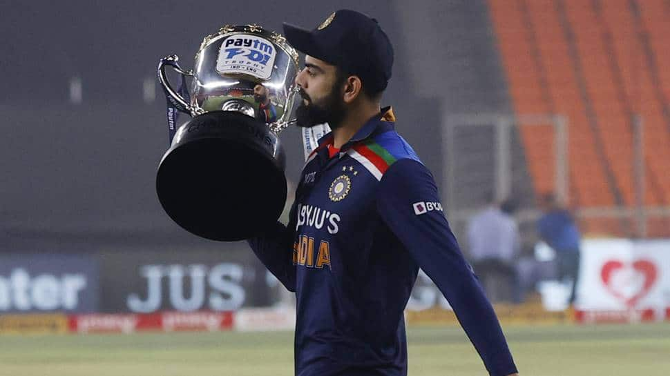 Virat Kohli to quit T20I captaincy after World Cup, BCCI says 'decision made keeping future roadmap in mind' thumbnail