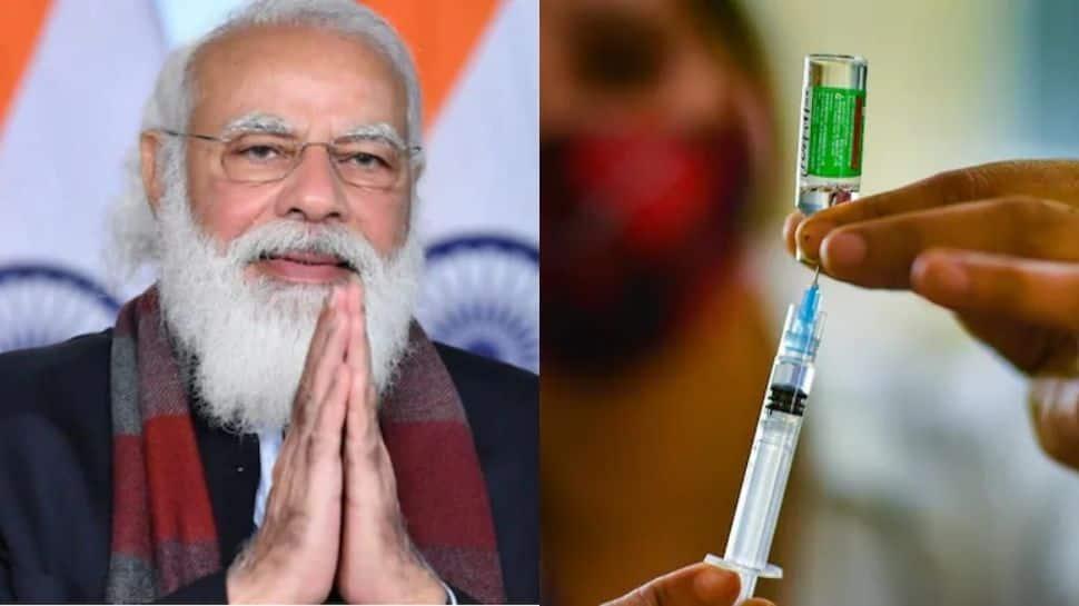 Narendra Modi's birthday: BJP aims to set COVID vaccination record as PM turns 71