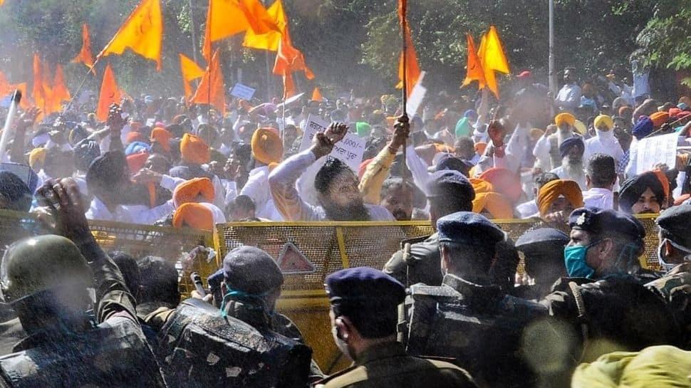 Delhi borders sealed, Gurdwara Rakab Ganj Sahib cordoned off, says SAD ahead of 'Black Friday' protest