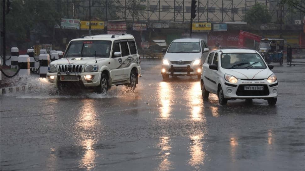 Chhattisgarh and Jharkhand likely to witness widespread rainfall