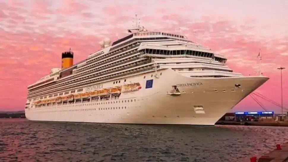 Cruise weekender package