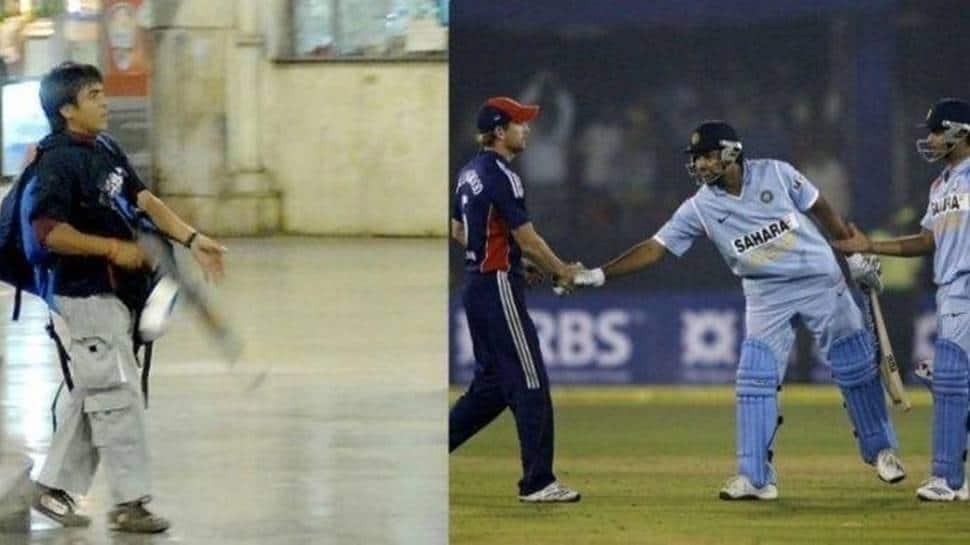 India vs England in 2008