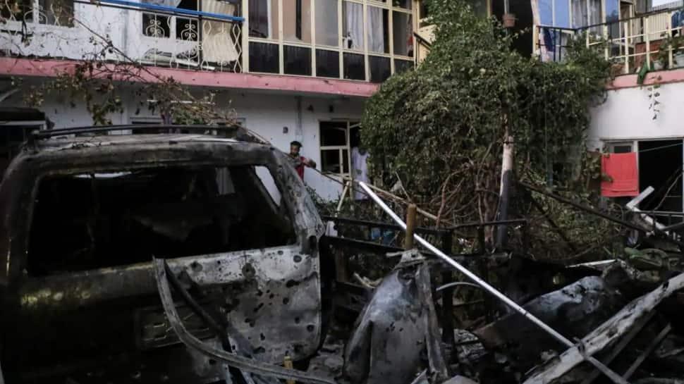 'Tragic mistake': US admits Kabul drone strike killed 10 civilians, including children