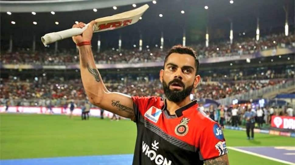 Virat Kohli finishes quarantine, joins RCB for first practice session ahead of IPL 2021 resumption - WATCH
