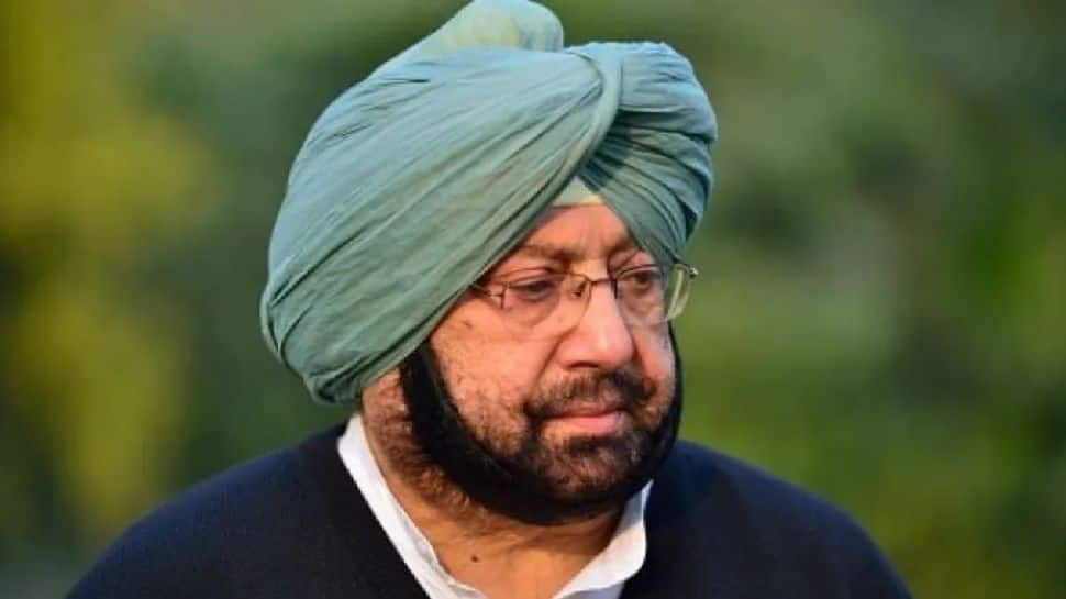 Amarinder Singh quits as Chief Minister of Punjab
