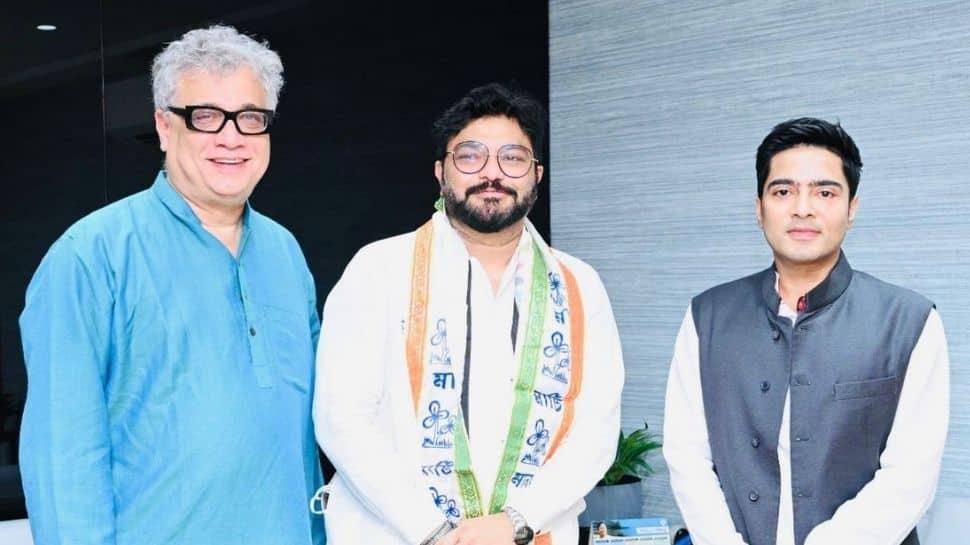 Former BJP MP Babul Supriyo joins Mamata Banerjee's Trinamool Congress