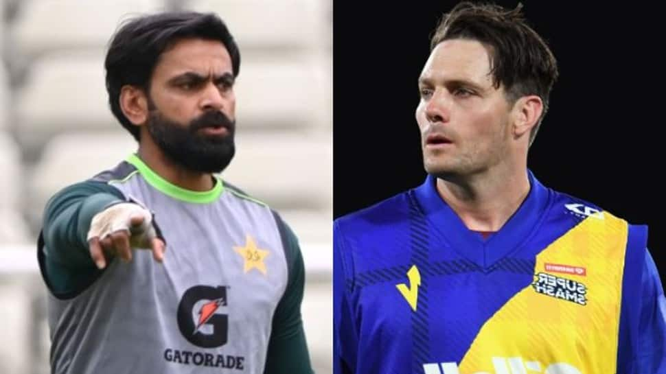 PAK vs NZ: New Zealand pacer Mitchell McClenaghan gives befitting reply to Pakistan's Mohammed Hafeez for mocking team, says THIS