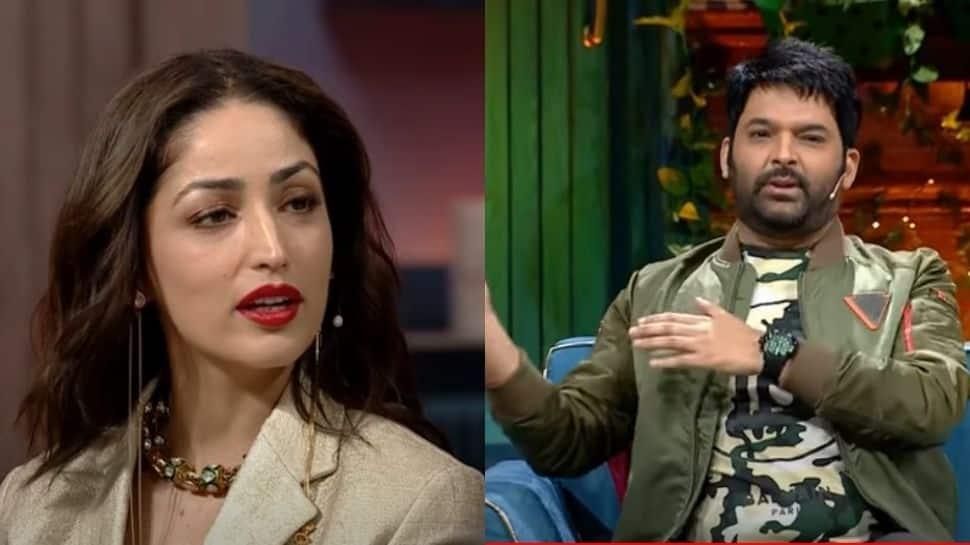On Kapil Sharma's show Yami Gautam revealed hubby Aditya Dhar never proposed her, says 'Aise Hi Shaadi Hogayi'