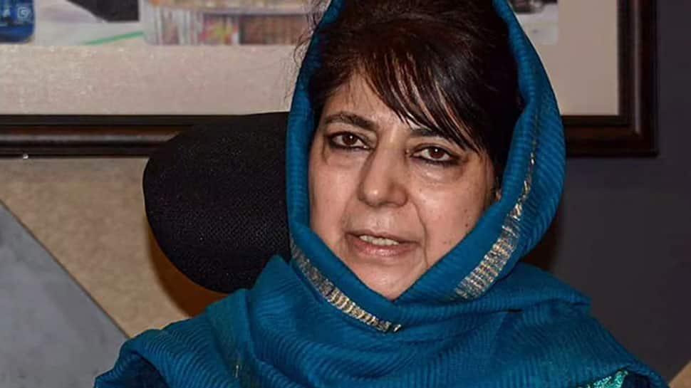 BJP uses Taliban, Pakistan to garner votes: PDP chief Mehbooba Mufti