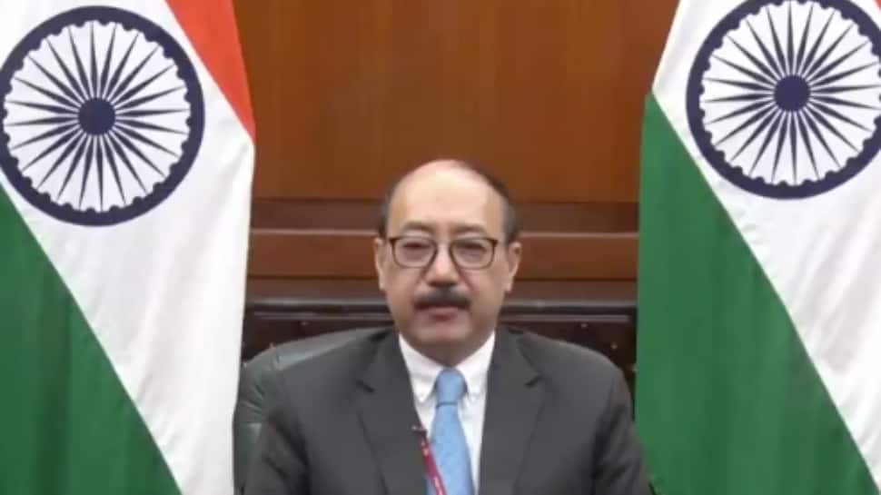 India places its neighbourhood first, acts East and thinks West: Foreign Secretary Harsh Shringla on Indian foreign policy